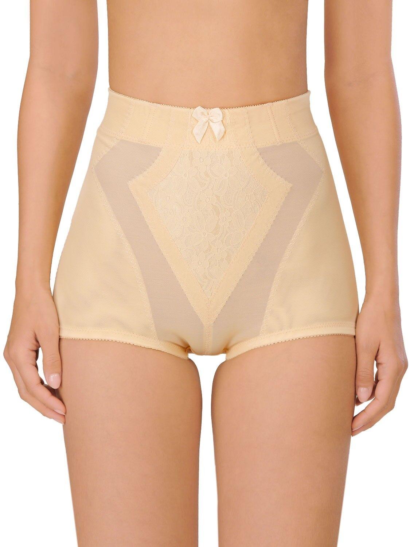 Women's Control Brief Shapewear Beige L-5XL 0193 Naturana
