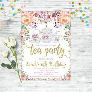 TEA-PARTY-INVITATIONS-INVITE-BOHO-FLORAL-GARDEN-HIGH-TEA-PARTY-SUPPLIES