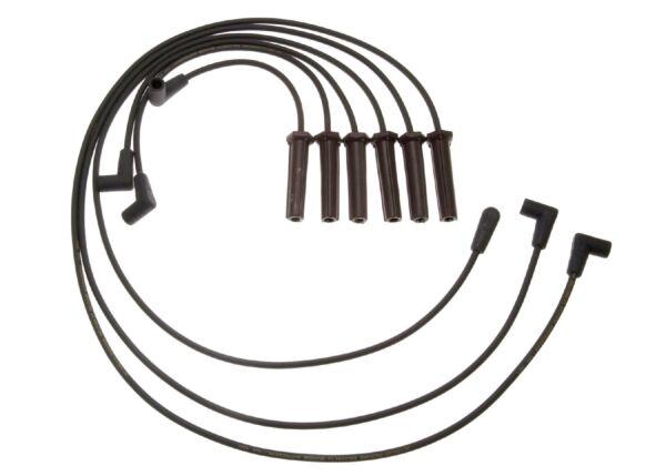 Spark Plug Wire Set Acdelco Gm Original Equipment 706r
