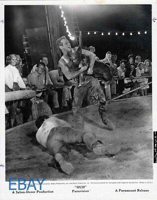 Paul Newman holds pig Hud VINTAGE Photo | eBay