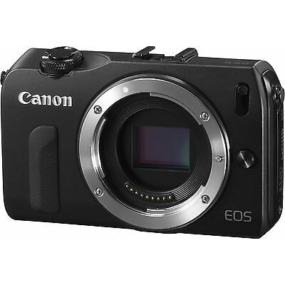 Infrared 720nm Converted Canon EOS M Compact System Camera Body Ghost Hunting