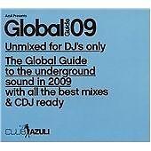 Azuli Presents - Global Guide 2009 (2 X CD ' Unmixed DJ Friendly)