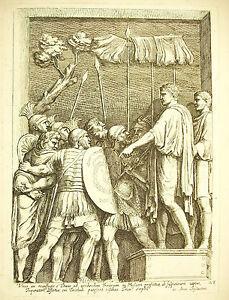 Soldiers-Bringing-Un-Captive-IN-Trajan-Cf-Arc-Of-Constantin-Francois-Perrier