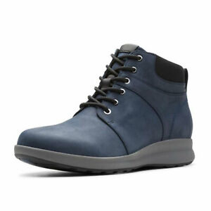 LADIES CLARKS NUBUCK LACE UP CASUAL