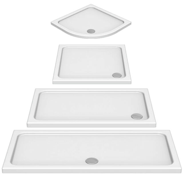 780mm shower tray pedestal mats for large toilets