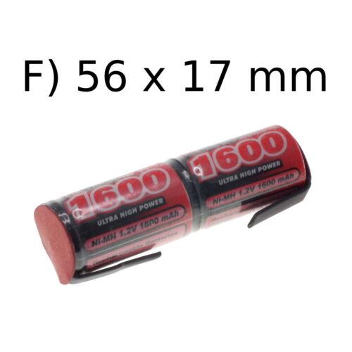Dents Batterie de Rechange Tout Tailles Braun Oral-B Triumph Philips Colgate