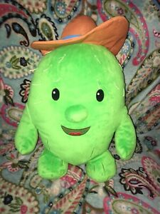 Sheriff-Callie-s-Wild-West-Toby-Cactus-Soft-Toy-XL-18-Disney-Perfect-Condition