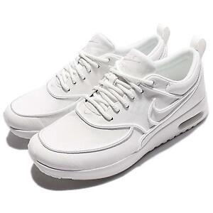 Wmns Nike Air Max Thea Ultra SI White Triple Women Running Shoes 881119100