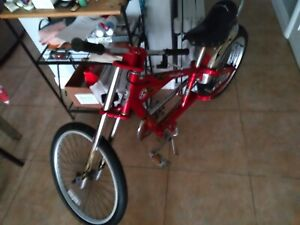 schwinn stingray chopper bicycle