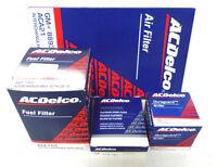 Ac Delco Filter Service Kit Nissan Xtrail X-trail 2.5l Air Oil Fuel Spark Plugs