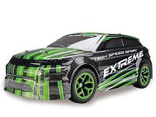 RC Rally Car AM-5 1:18 4WD proportionales Gas inkl Akku und Ladegerät grün