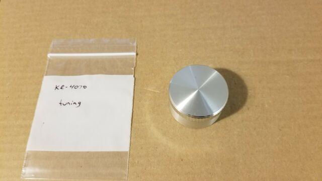 Kenwood KR-4070 receiver tuning knob K21-0342-04