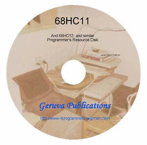 68HC11-software-tools-assembler-debugger-simulator-C