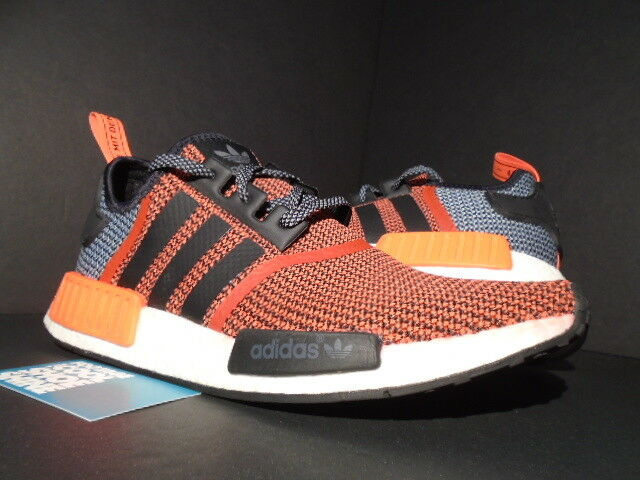 ADIDAS NMD R1 LUSH RED CORE BLACK BLACK BLACK WHITE orange INFRARED ULTRA BOOST S79158 10.5 6460ed