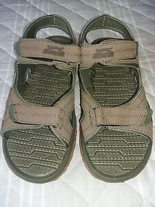 5712f7589 Image is loading Slazenger-Wave-Mens-Walking-Sandals-SIZE-UK-11-