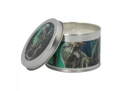 Lisa Parker Tin Candle Witching Hour Cat Patchouli 30 Hour Burn Time Nemesis Now