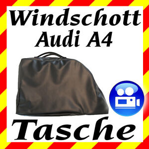 audi a4 cabrio windschott tasche cover windschotttasche. Black Bedroom Furniture Sets. Home Design Ideas