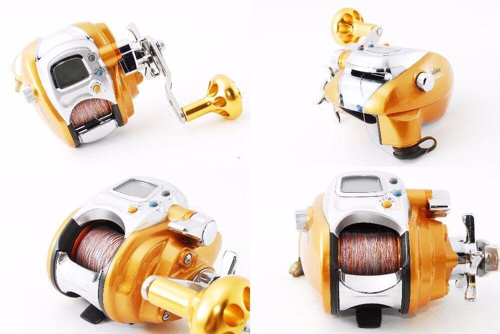 Daiwa Ref SEABORG Electric Reel Ref Daiwa No 141287 0d8955