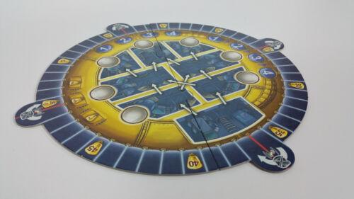 Aqua Sphere Aquasphere Board Game Stefan Feld Replacement Token Pieces Parts