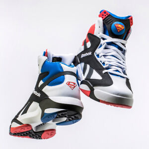 Reebok Shaq Attaq x Shoe Palace size 13. 2018 All Star Superman. Red ... 340b1601b
