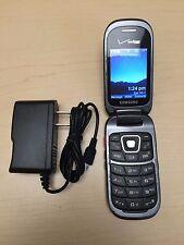 Samsung Convoy 3 III SCH-U680 - (Verizon) Flip Cell Phone Rugged - FAIR