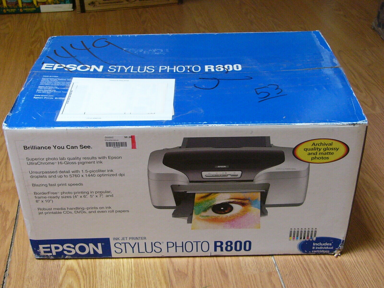 EPSON STYLUS PHOTO R800 FIREWIRE DRIVERS FOR PC