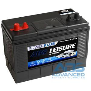SUPER HEAVY DUTY XD31 Leisure Battery 12v 5yr Warranty 115 ah 1000cca