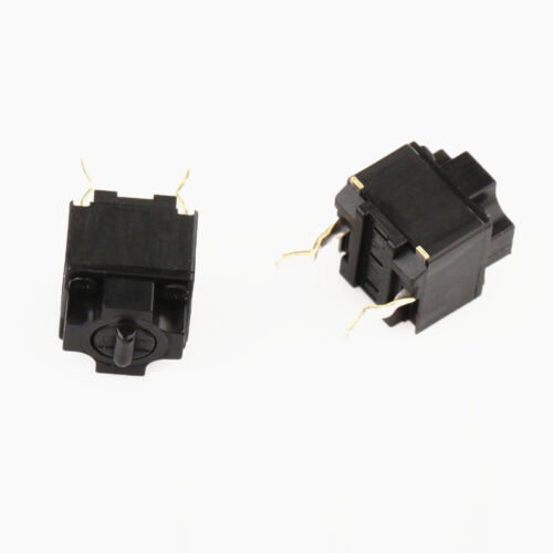 5 pcs Brand New Panasonic Square Micro Switch for Mouse Black Button NEW