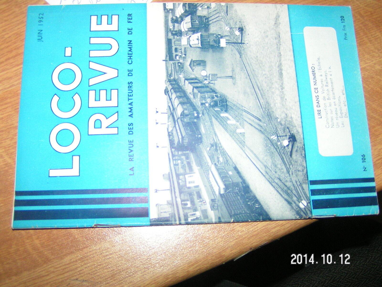 Loco Revue n°106 British Railways