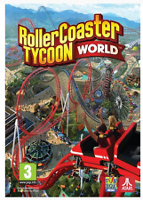 Roller Coaster Tycoon World (PC)