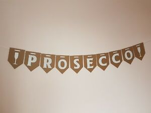 034-PROSECCO-034-Bunting-Party-Banner-Adult-Birthday-Decoration-Banner-Wine-time