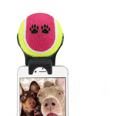 Ball Pet Selfie Trainer Phone Attachment For Dog Selfie Photos
