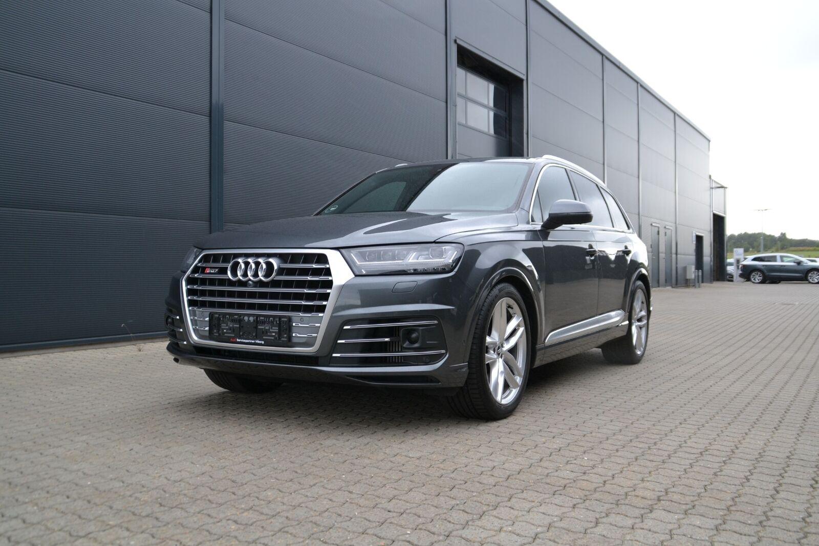 Audi SQ7 4,0 TDi quattro Tiptr. 5d - 999.900 kr.
