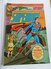 1x Comic - Superboy Heft Nr. 10 (1980)