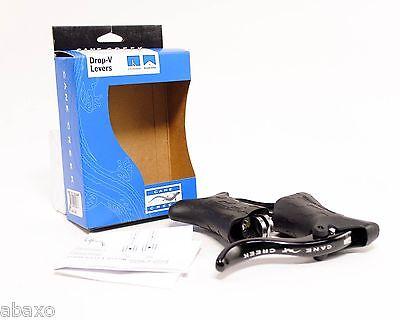Cane Creek Drop V Lever Set for Linear Pull Brake Black Drop Bar Road Bike