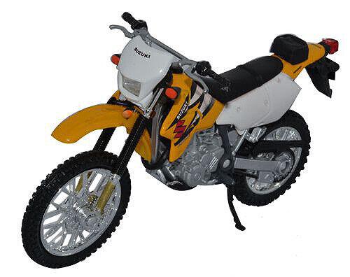 SUZUKI DR-Z400S Diecast modèle Moto 12802PW