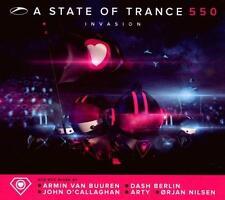Armin Van Buuren - A State of Trance 550 - CD