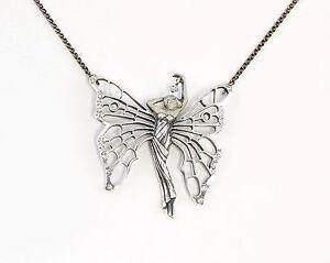 925-Argent-CollierFemme-papillon-Elfe-avec-Pierres-Swarovski-a6-01692