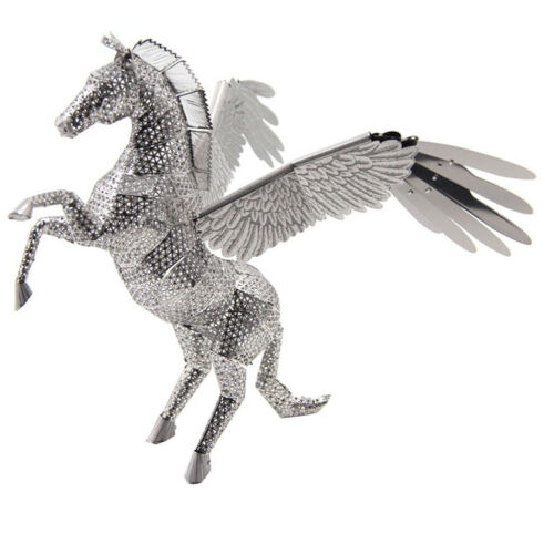 Pegasus 3D Metallkunst Skulptur Modell Assembly Puzzle Kits