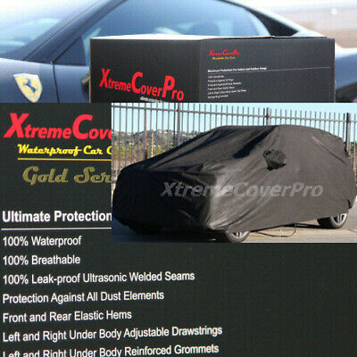 2016 2017 2018 2019 LEXUS NX300 NX300H BREATHABLE CAR COVER W//MIRRORPOCKET BLACK
