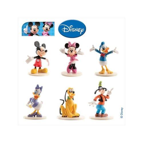 Disney pasteles Topper personaje Minnie mickey mouse Plutón Goofy donald Daysie Duck