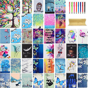 For-Amazon-Kindle-Paperwhite-1-2-3-Slim-PU-Leather-Stand-Card-Pattern-Case-Cover