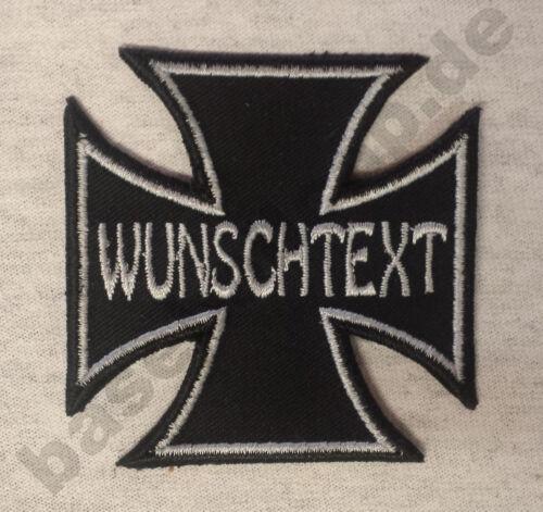 Patch écusson Nº 00 Iron Cross Gravé Colour écusson patch emblèmes