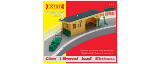 HORNBY R8753 00 GAUGE SMALL STONE COTTAGE SKALEDALE BRAND NEW AND BOXED