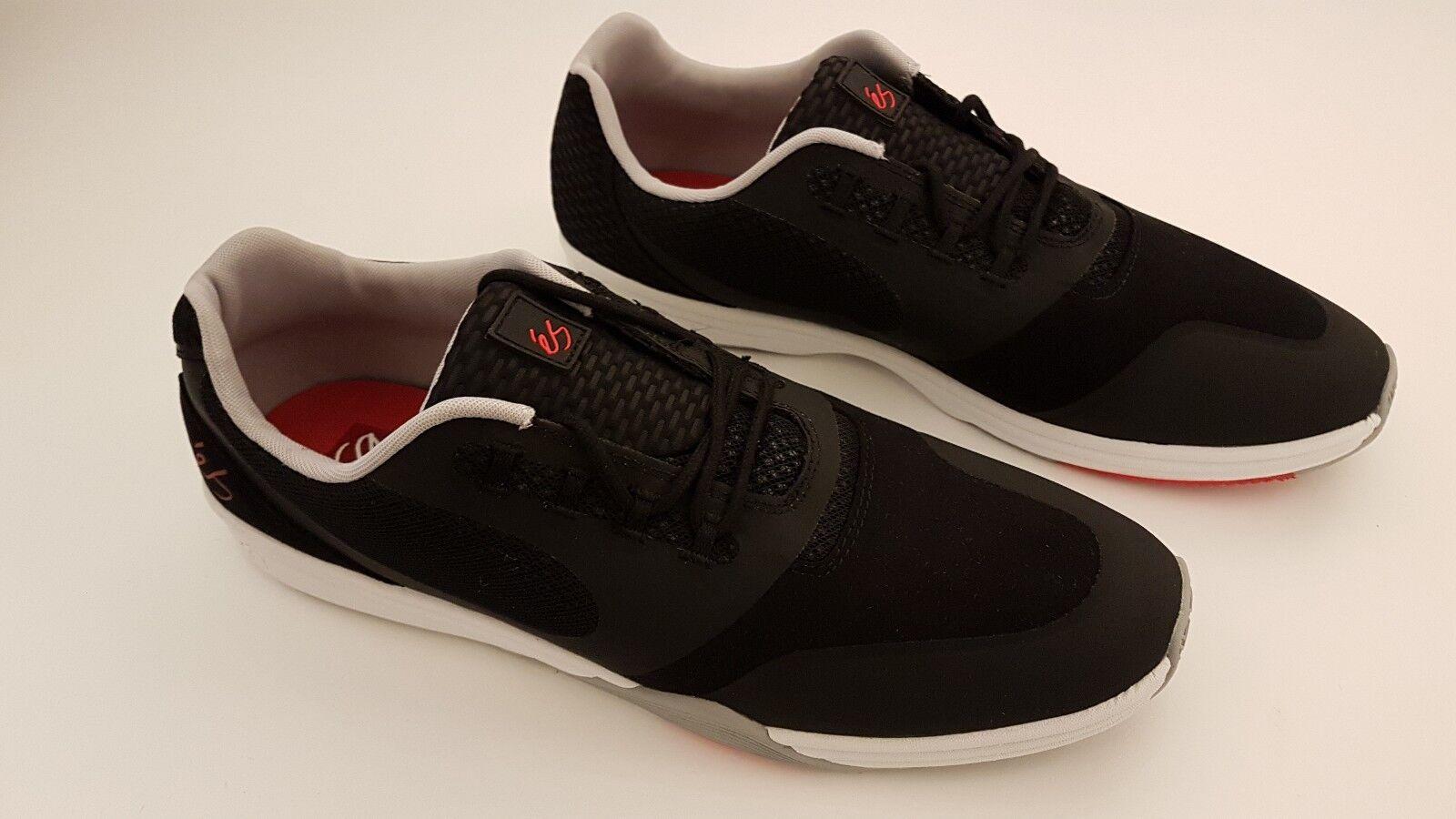 ES Footwear sesla (5101000055/576) - Nero/Grigio/Rosso-UK11/US12