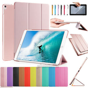 AU-For-iPad-6-6th-9-7-034-2018-Release-Magnetic-Slim-Leather-Smart-Cover-Stand-Case