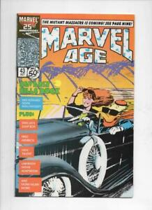 MARVEL-AGE-42-43-44-VF-Howard-the-Duck-Wolverine-1985-1986-more-in-store