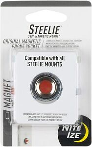 Original Steelie Magnetic Phone Socket - Additional Magnet for Mounting Systems