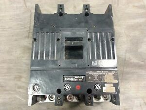 GE  THQB 100A 240V  3 POLE Circuit Breaker  #9139