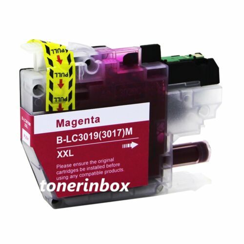 10PK LC3019 LC-3019 Ink Cartridge for Brother LC3017 MFC-J5330dw J6530dw J6930dw